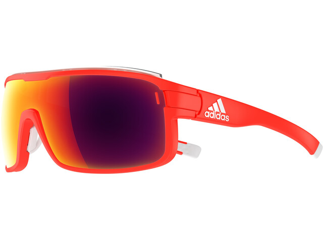 adidas Zonyk Pro Glasses L solar red/red